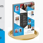 8 presentaties op het MI Conferentie-dienblad